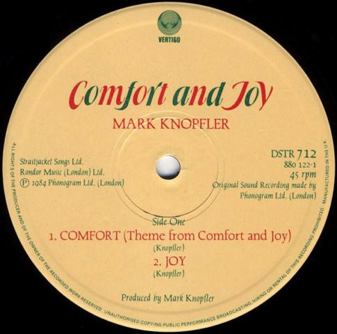 Confort & Joy-CD