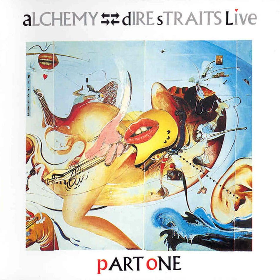 Dire Straits Alchemy Part One Frontal
