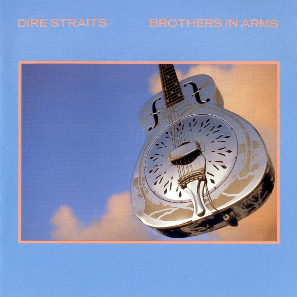 Dire Straits Brothers In Arms Frontal