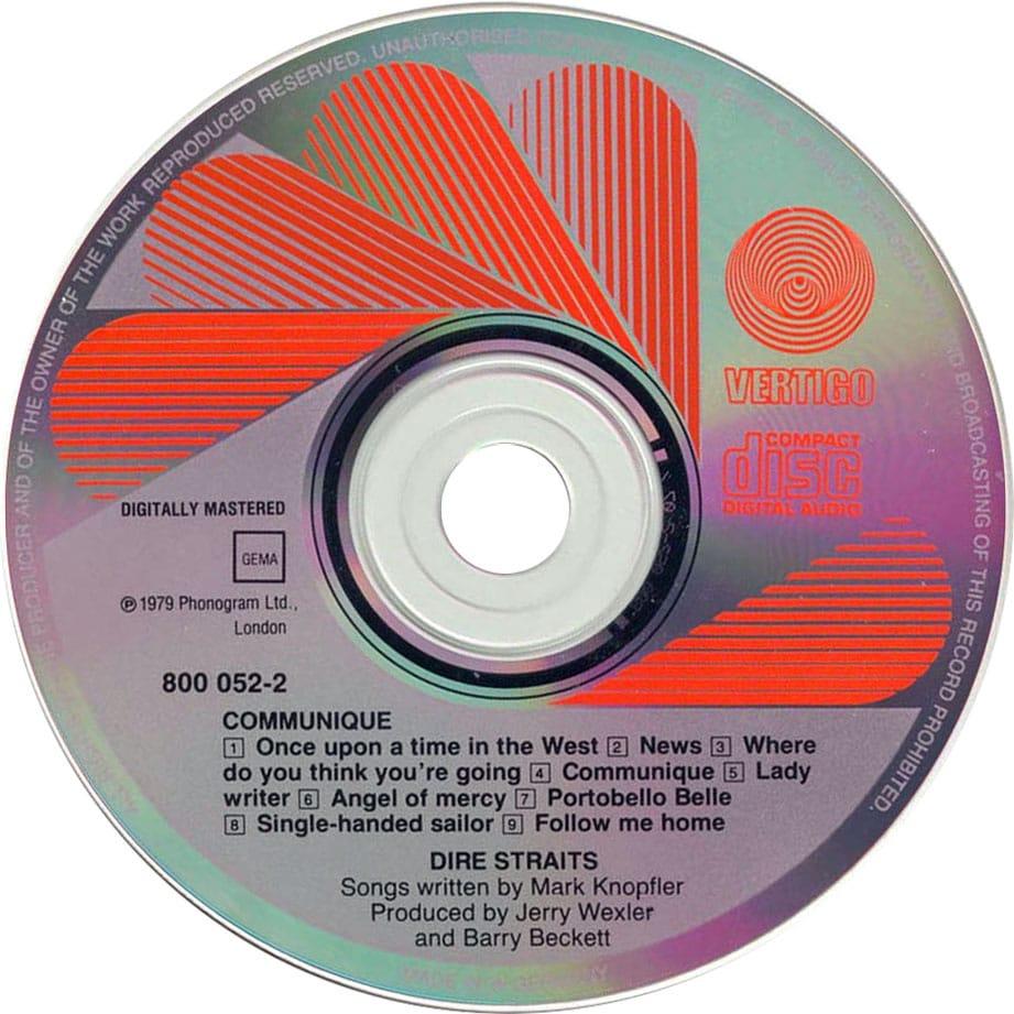Communique CD