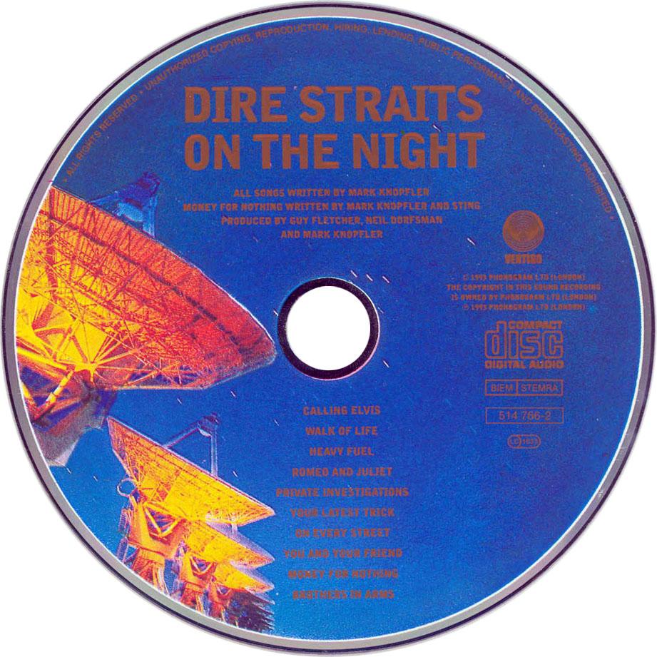 On The Night-CD