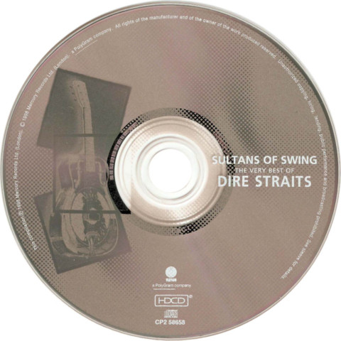 Sultans Of Swing The Very Best Of Dire Straits-CD