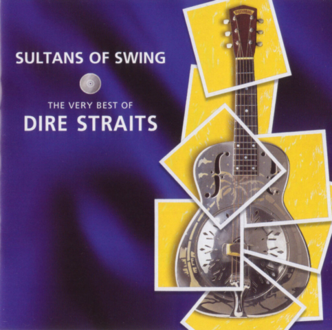 Sultans Of Swing The Very Best Of Dire Straits-Fronta