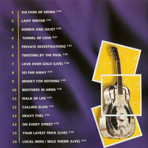 Sultans Of Swing The Very Best Of Dire Straits-Interior_Frontal