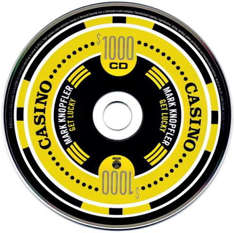 Get Lucky-CD