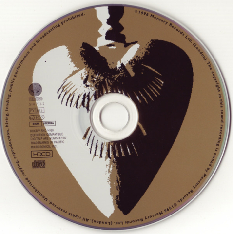 Golden Heart-CD