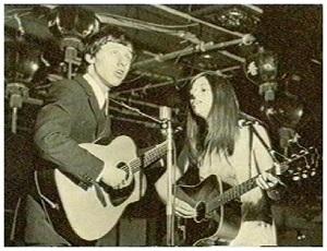 Mark y Sue Hercombe