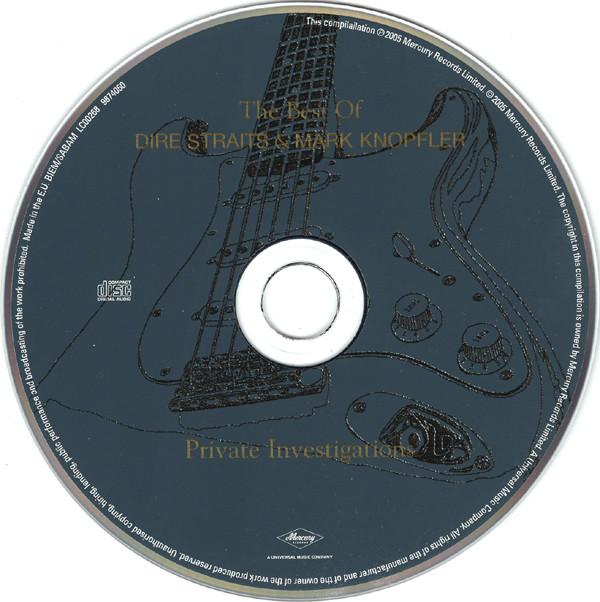 Private Investigations-CD