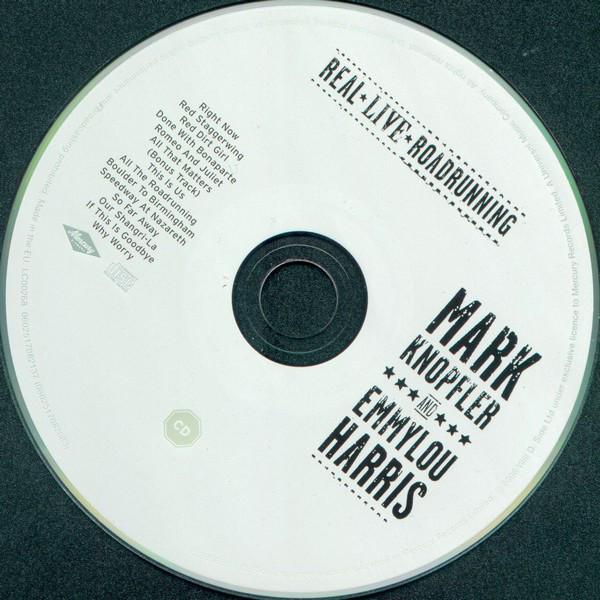 Real Live Roadrunning-CD