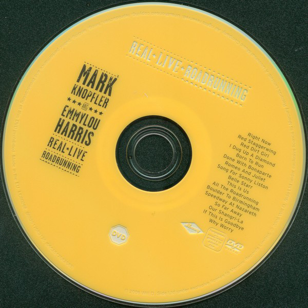 Real Live Roadrunning-CD2