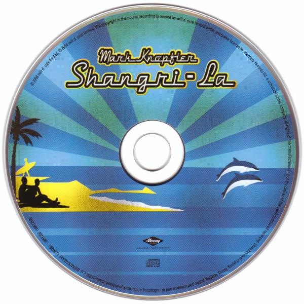 Shangri-La-CD