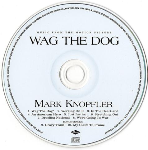 Wag the dog-CD