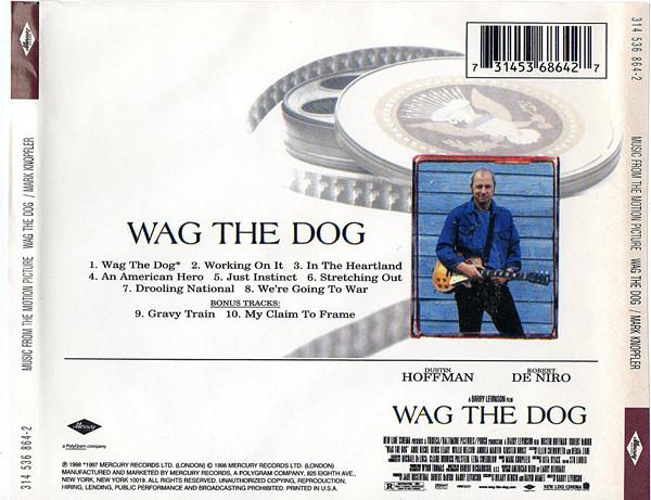 Wag the dog-Trasera